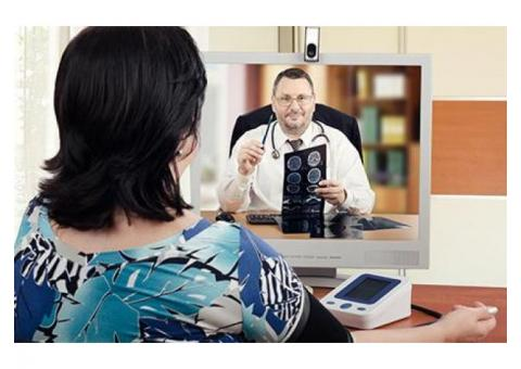 Telemedicine Application Development | Medibrandox