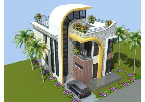 3d walkthrough animation services of interior, exterior, office, etc.