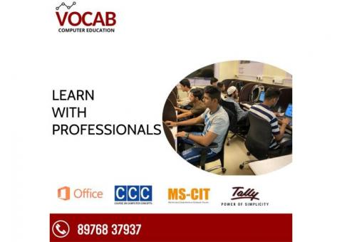 Best MS-CIT classes in mumbra