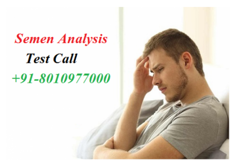 8010977000) ]] Semen Analysis Test in Sarita Vihar