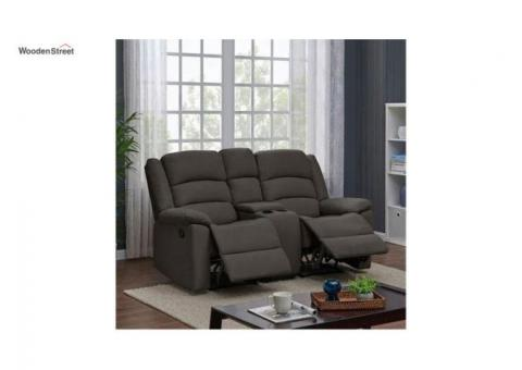 NEW YEAR ! Sale on 2 Seater Recliner Chairs in India