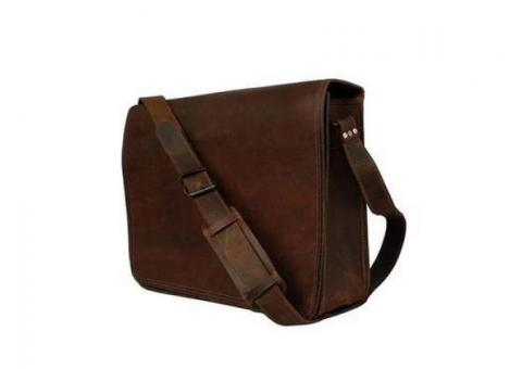 Buy Vintage Handmade Leather Bags for Men