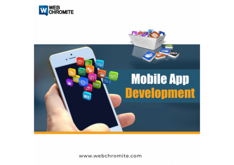 Mobile App Development Company in Noida | Webchromite