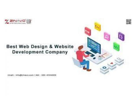 Best Website Design & Development Company In Hyderabad