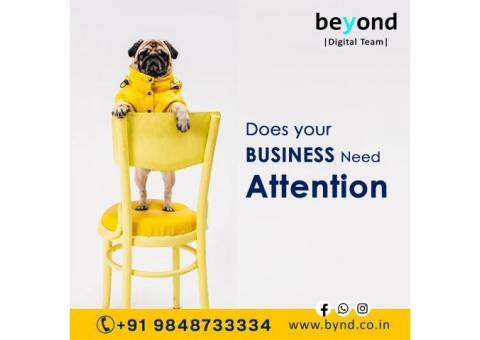 Beyond Technologies |Digital marketing company in India