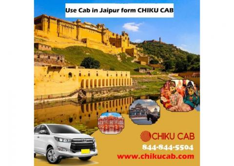 Book Local Sightseeing and Outstation Taxi Service in Jaipur