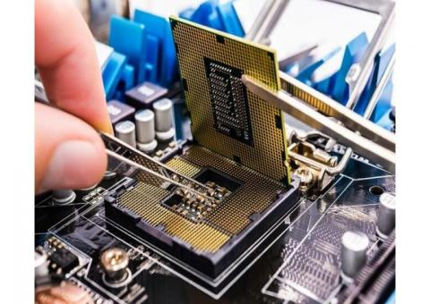 Advanced Laptop & Computer Repairing Course