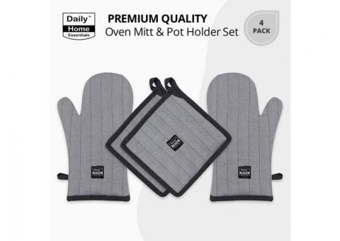 Buy Oven Mitts and Pot Holders at Samysemart