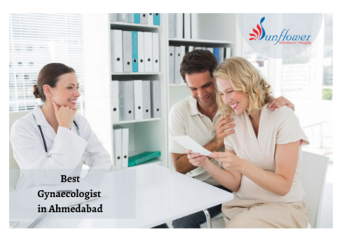 Best Gynaecologist in Ahmedabad