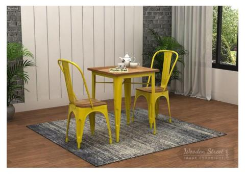 Buy Metal Furniture Online in India Upto 55% OFF - Wooden Street