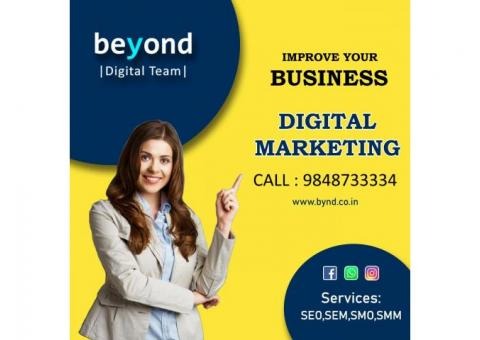 Beyond Technologies |Best web design company in Visakhapatnam