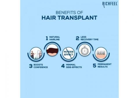 Hair Transplant - Permanent Hair Restoration
