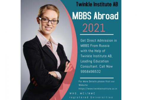 Education counsellor  Russia 2021 Twinkle InstituteAB