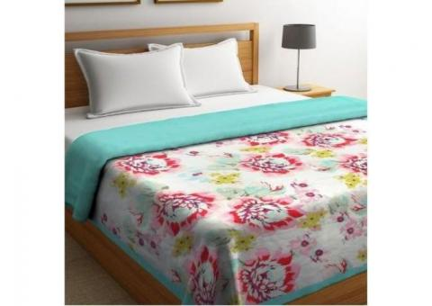 Buy Exclusive Blankets Online at WoodenStreet at upto 55% Off in India