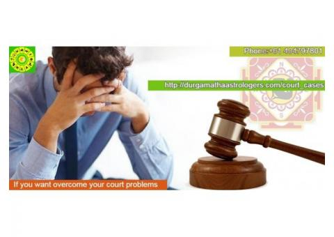 Courtcase problem Specialist Astrologer in Sydney, Perth, Australia