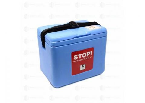 Meddeal Vaccine Carrier Box At Best Price