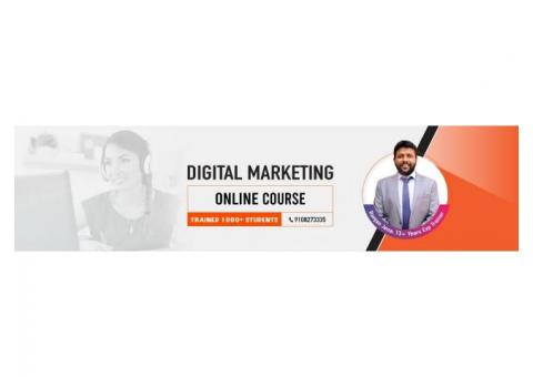 Best Digital Marketing Course in Bangalore with placement
