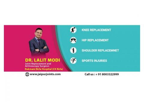 Orthopaedics and Joint Replacement surgery in Jaipur, india