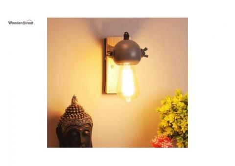 Bring Best Collection Of Decorate Bedroom With Lights At Woodenstreet