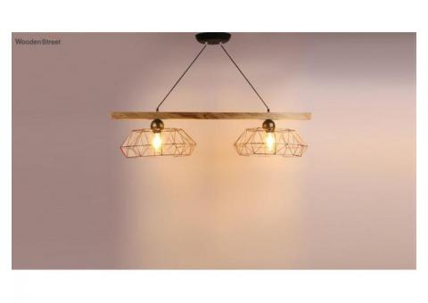 Get Lighting Designs for Home at Up to 55% Off