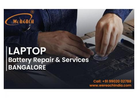 Dell Laptop Repair Service in Electronic City - Wereachinfotech