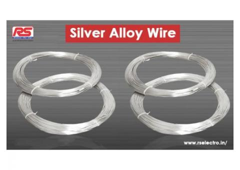 Silver Alloy Wire Manufacturers and Suppliers