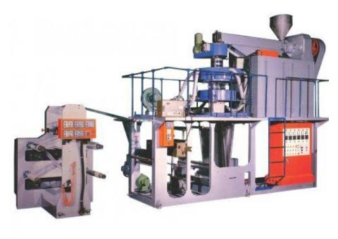 Plastic Extruder Manufacturer in Indore - Sai Extrusion Technik