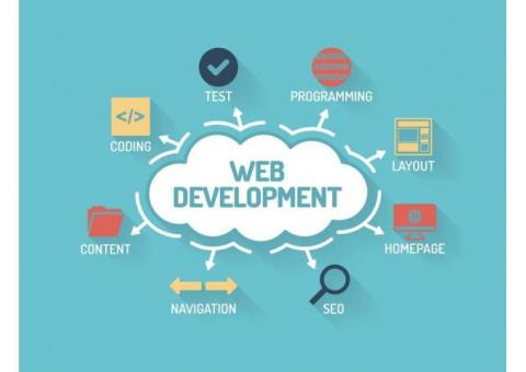Web Designing and Development Company in Ahmedabad