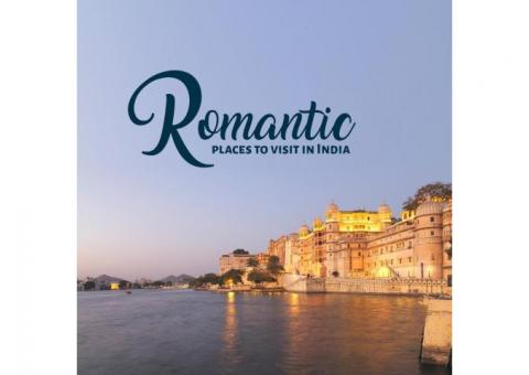 Romantic places to visit in India