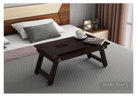 Purchase Bed Tables Online at WoodenStreet