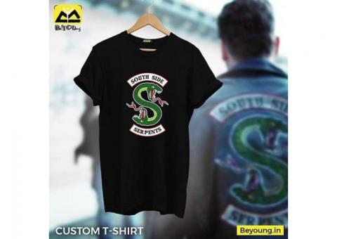 Design your own Custom T Shirt Online in India @Beyoung