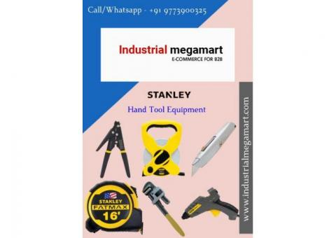 Stanley hand tools supplier India  +91-9773900325