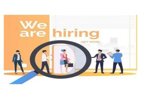 We are hiring for a Female Sales Executives