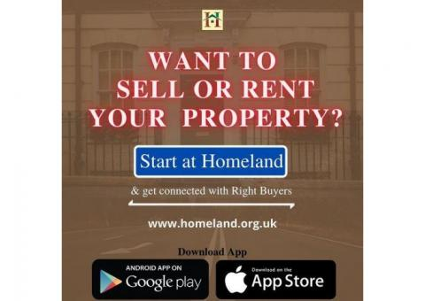 Real Estate Mobile App for Selling or Renting Property