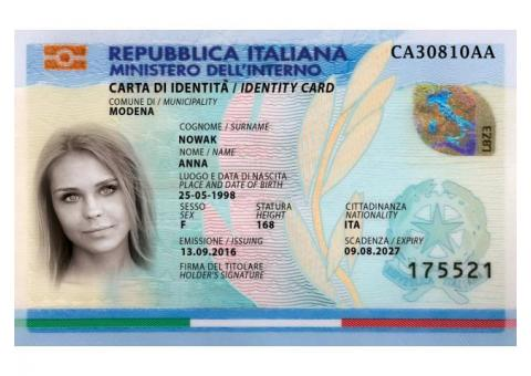 Buy registered resident permit(documents@diplomats.com),ID Cards,