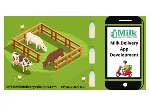 Online milk management system