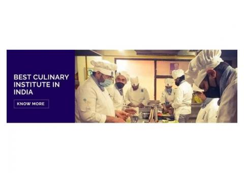 Best Culinary Arts Institute in India | Chef IICA