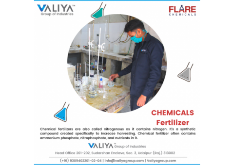 Chemical Fertilizer Manufacturer - Valiya Group Of Industries