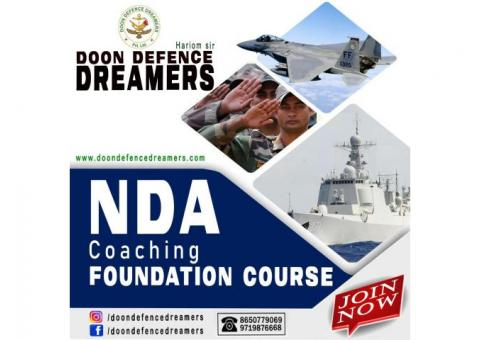 Best NDA coaching institute in Dehradun