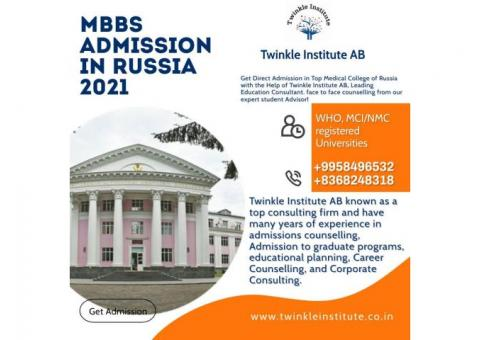 List of MBBS Universities In Russia 2021 Twinkle InstituteAB