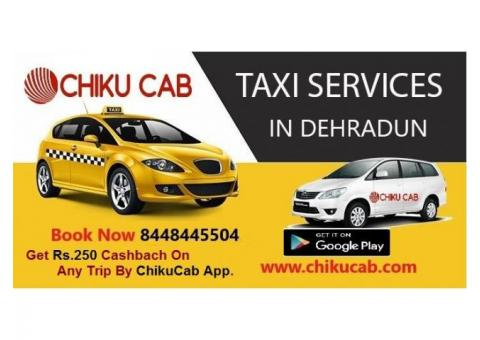 Book The Best Taxi Service in Dehradun at Your Doorstep Anytime