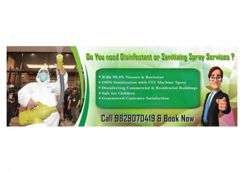 Pest Control Services in Rajasthan