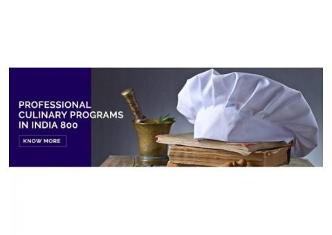 Professional Culinary Programs in India | Chef IICA