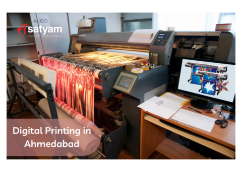 Digital Printing in Ahmedabad