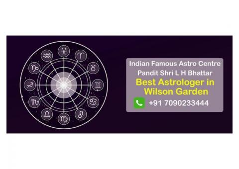Best Astrologer in Wilson Garden | Famous Astrologer in Wilson Garden