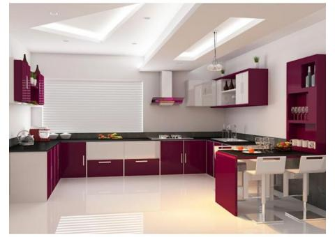 Modular kitchen in odisha