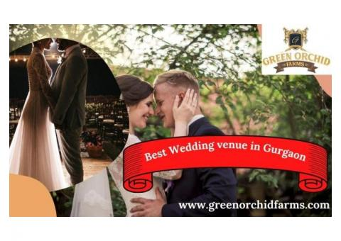 One of the best resort in Gurgaon for wedding