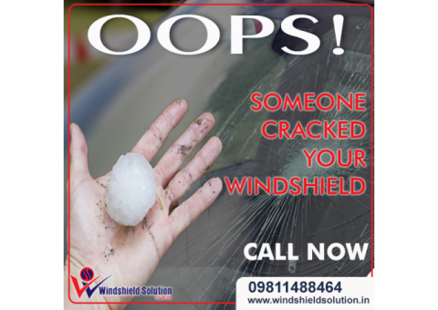 Windshield Solution- Broken Car Glass Repair / Replace