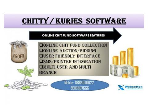 Chit Company Software Web Based Websoftex