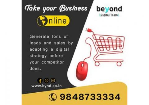 Beyond Technologies |Best digital Marketing company in India